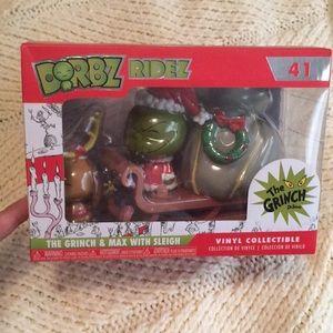 Dorbz Grinch Collectible